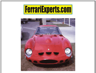 maseratiexperts.com screenshot