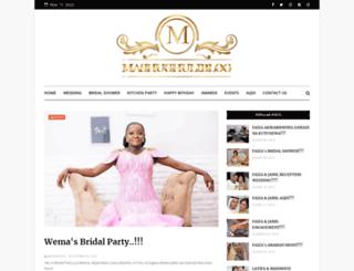 mashughuli.blogspot.com screenshot