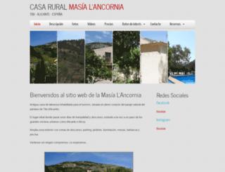 masialancornia.com screenshot