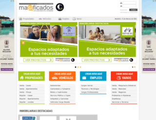 masificados.com screenshot