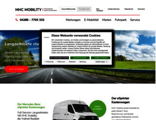 maske.de screenshot