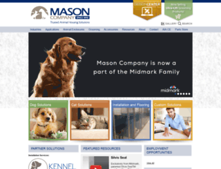 masonco.com screenshot
