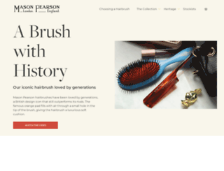 masonpearson.com screenshot