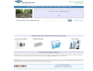 massachusetts.buysellbusinesses.com screenshot
