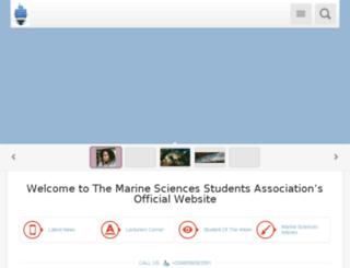 massaunilag.org screenshot