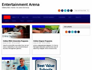 massbestentertainment.com screenshot
