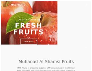 massfruits.com screenshot