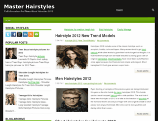 master-hairstyles.blogspot.com screenshot