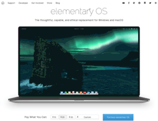 master.elementaryos.org screenshot