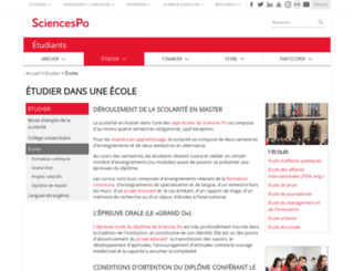 master.sciences-po.fr screenshot