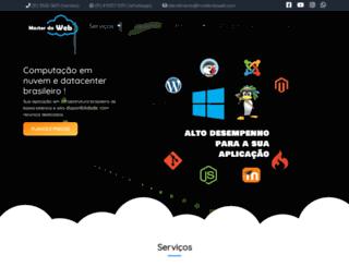 masterdaweb.com screenshot
