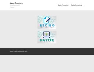masterfinanceiro.com.br screenshot