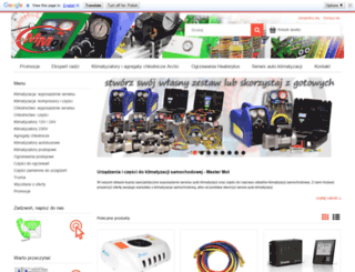 mastermot.pl screenshot