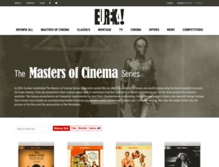 mastersofcinema.org screenshot