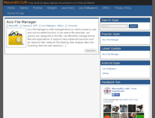 masumbd.com screenshot