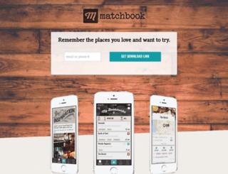 matchbookit.com screenshot