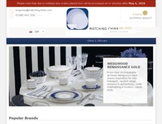matchingchina.com screenshot