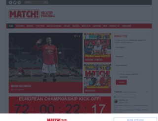 matchmag.co.uk screenshot
