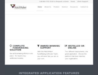 matchmakerfrs.com screenshot