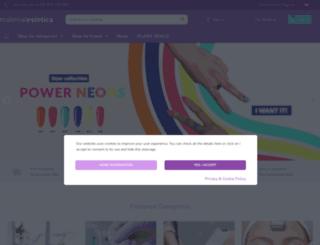 materialestetica.com screenshot