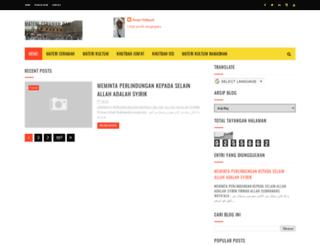 matericeramahdankultum.blogspot.co.uk screenshot