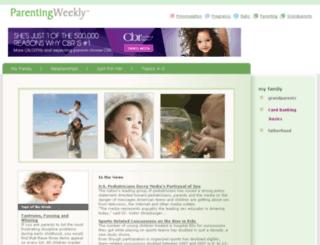 maternityandstyle.com screenshot