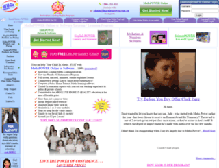mathspower.com.au screenshot