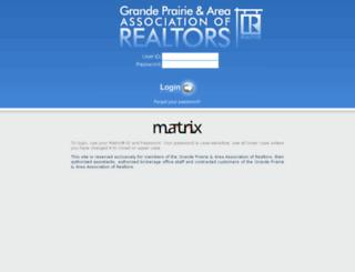 matrix.gpreb.com screenshot