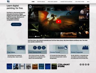 matt-kohr.squarespace.com screenshot