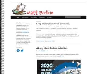 mattersnot.com screenshot