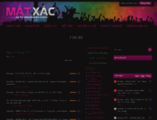 matxac.com screenshot