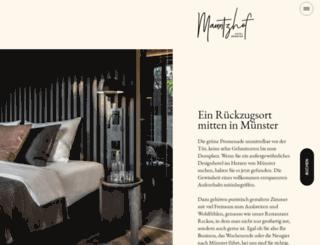 mauritzhof.de screenshot