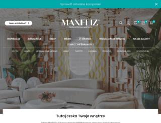 max-fliz.com.pl screenshot