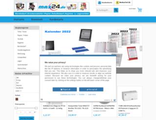 max24.de screenshot