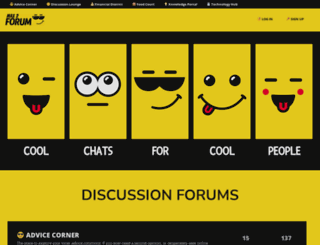 max2forum.com screenshot