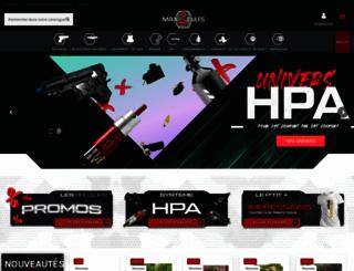 max2joules.com screenshot