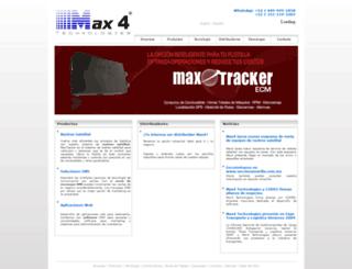 max4systems.com screenshot