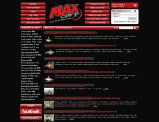 maxcarp.cz screenshot