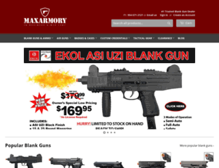 maxdealer.com screenshot