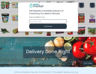 maxdelivery.com screenshot