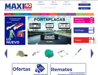 maxi.com.mx screenshot