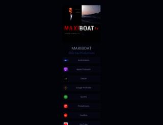 maxiboat.tv screenshot