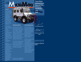 maximog.com screenshot