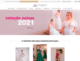 maximusatelier.com.br screenshot