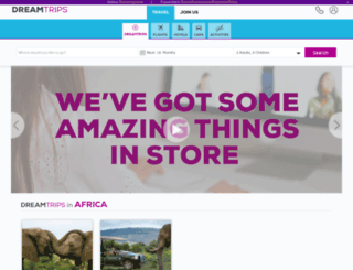 maxlien.dreamtrips.com screenshot