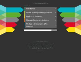 maxmailerpro.com screenshot