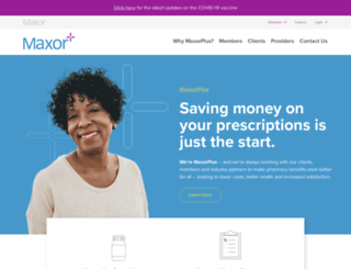 maxorplus.com screenshot
