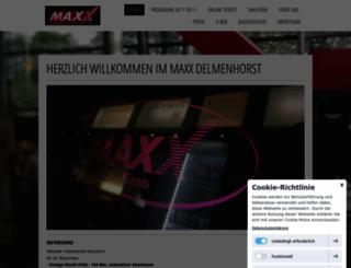 maxx-delmenhorst.de screenshot