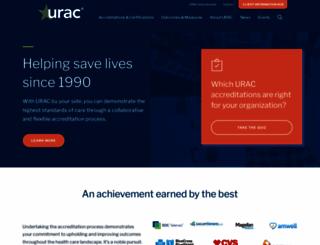 maxx.urac.org screenshot