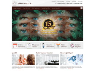 mayagoz.com screenshot